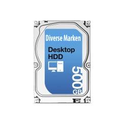 Diverse Marken 500GB HDD (7200rpm)