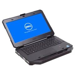 Dell Latitude 14 Rugged 5404, 11-Zoll-Display (1366x768), i7-4650U, 8GB RAM, 512GB SSD, schwarz, A-Ware, Ansicht von vorne