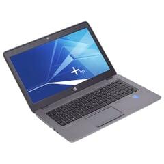 """HP EliteBook 840 G2, i7-5600U (4M Cache, 2.60 GHz), 14"""" HD+, 8GB DDR3L, 256GB SSD, Grau, A-Ware, Ansicht von Vorne"""