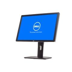 Produktname: Dell Professional P2417H; Displaytyp: IPS (AH-IPS), White-LED 60.5 cm 23,8 Zoll; Auflösung: 1920x1080; Ansicht: von Vorne;
