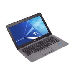 """HP EliteBook 820 G2, i5-5300U (3M Cache, 2.30 GHz), 12,5"""" Blendfreies HD-SVA (1366 x 768), 8GB, 128GB SSD, Grau, A-Ware, Ansicht von Vorne"""