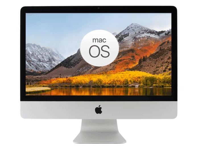 iMac All in One PC mit OS X High Sierra