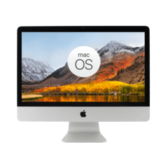 iMac All-in-One PC mit OS X High Sierra