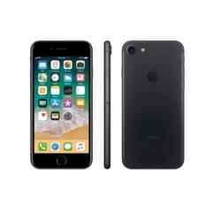 Apple iPhone 7, mattschwarz