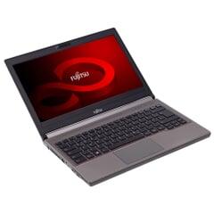 Fujitsu Lifebook E734, i5-4300M 2,6GHz, 13.3 Zoll 1366x768, 4GB, 256GB SSD, Grau, A-Ware, Ansicht von Vorne