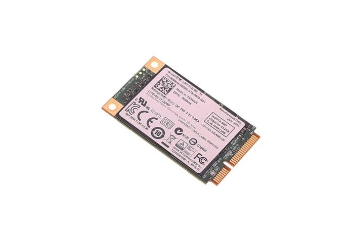 Lite-On SSD 512GB mSATA - LMT-512L9M für Dell