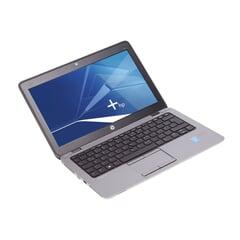 """HP EliteBook 820 G1, i5-4300U (3M Cache, 1.90 GHz), 12,5"""" Blendfreies HD-SVA (1366 x 768), 8GB, 256GB SSD, Grau, A-Ware, Ansicht von Vorne"""