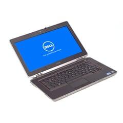 Dell Latitude E6420, 14 Zoll HD+-Display 1.366 × 768, i5-2520M, 4096 GB, 250 GB SATA, Grau, A-Ware, Frontansicht