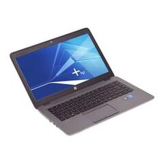 """HP EliteBook 840 G2,  i5-5300U (3M Cache, 2.30 GHz), 14"""" Full-HD, 8GB DDR3L, 256GB SSD, Grau, A-Ware, Ansicht von Vorne"""