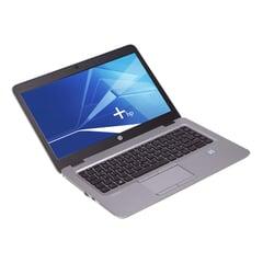 HP EliteBook 840 G3, 14 Zoll, Auflösung: 1920x1080 (Full-HD), i5-6300U, 8 GB RAM, 256 GB SSD, Grau, A-Ware, Ansicht von Vorne
