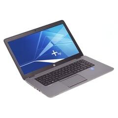 """HP EliteBook 8570p, i7-3540M (4M Cache, 3,00 GHz), 15.6"""" LED- 1600×900, 8GB DDR3, 320GB, Grau, A-Ware, Ansicht von Vorne"""