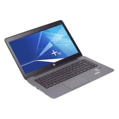 HP EliteBook Folio 1040 G1,14-Zoll-Display (1600x900), i5-4300U, 4GB RAM, 180GB SSD, grau, A-Ware, Ansicht von vorne