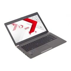 Toshiba Tecra Z40-A, i5-4200U 1.6GHz, 35,6 cm (14-Zoll) LED, 4 GB DDR3L, 500 GB HDD, Grau, B-Ware, Ansicht von Vorne