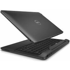 Dell Venue 11 Pro,  IPS 10,8 Zoll Full HD 1.920 x 1.080 Multitouch, 8GB, 256GB SSD, Schwarz, A-Ware, Ansicht von hinten, abtrennbar