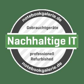 Green IT Plakette für unsere Gebrauchtgeräte!